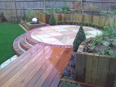 Bespoke Garden Decking